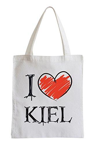 Adoro Kiel Fun sacchetto di iuta
