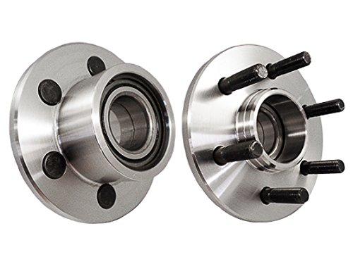 Callahan 515032X2 [2] Pair FRONT Premium Grade [ 6 Lug RWD 2-Wheel ABS ] Wheel Hub Bearing Assemblies [ 515032 ] (1997 Dodge Dakota Wheel Bearing)