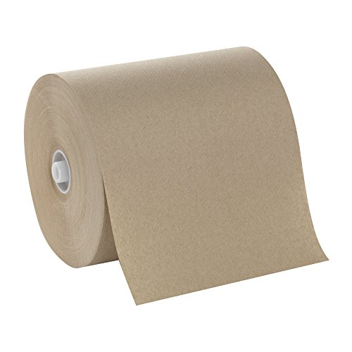 Cormatic Hardwound Non-Slot Paper Roll Towels by GP PRO (Georgia-Pacific), Brown, 2910P, 700 Linear Feet Per Roll, 6 Rolls Per Case