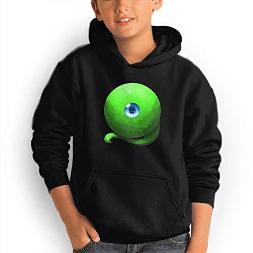 (Septiceye Sam Teen Hoodies Fashion Sweatshirts Pullover Black)