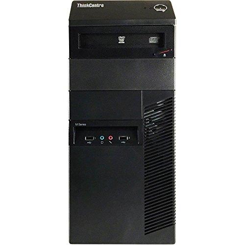 Lenovo ThinkCentre M82 Tower Flagship Business Desktop Computer (Intel Quad-Core i5 3.2GHz, 8GB RAM, 2TB HDD + 120GB