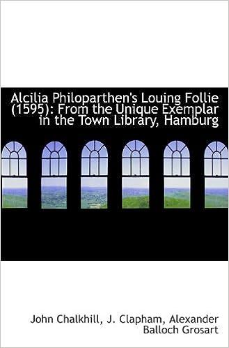 John Chalkhill louing follie