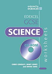 Edexcel GCSE Science Worksheet CD-ROM (Edexcel Science)