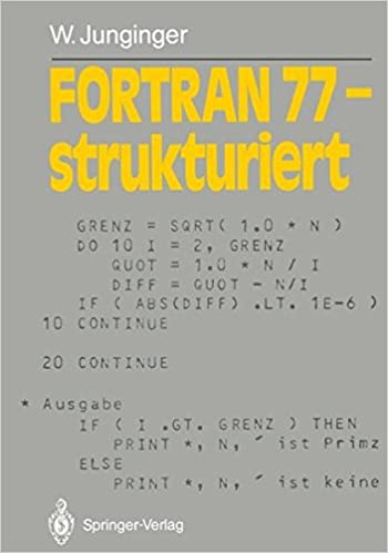 Fortran | Free Books Download Search Engine