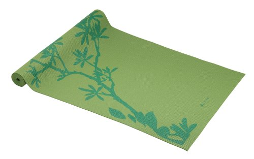 Gaiam Asian Blossom Print Yoga