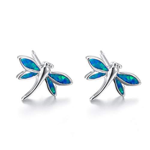 Jacket Blu Libellula Stud Acvip Earrings Puri Orecchini qwvgxtS1