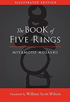 The Book of Five Rings (Illustrated Edition) by [Musashi, Miyamoto]