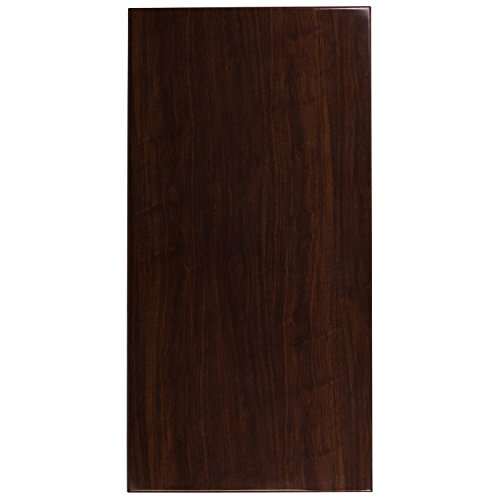High Gloss Walnut Finish - 2