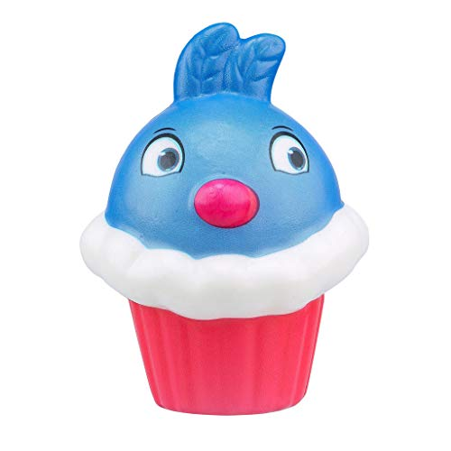 Mikilon Squishies Slow Rising Jumbo Kawaii Cute Chick Cupcake Creamy Scent for Kids Party Toys Stress Reliever Toy]()