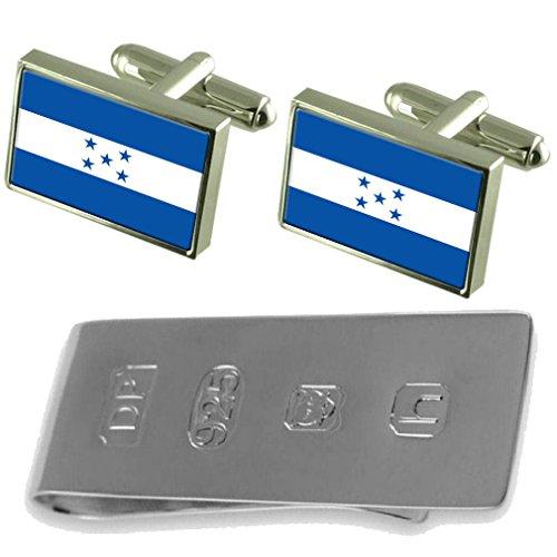 Cufflinks Honduras Bond Clip James amp; Cufflinks Flag amp; Money Honduras Flag gPdwxq7F7
