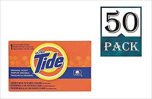 Powder Laundry Detergent Coin - Tide Ultra Powder Original Scent Coin Vending Laundry Detergent