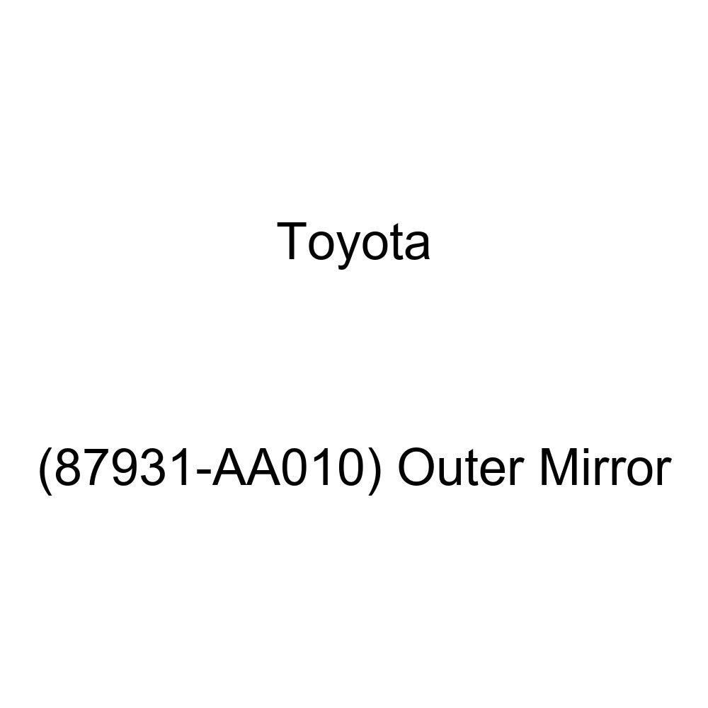 Outer Mirror 87931-AA010 Genuine Toyota
