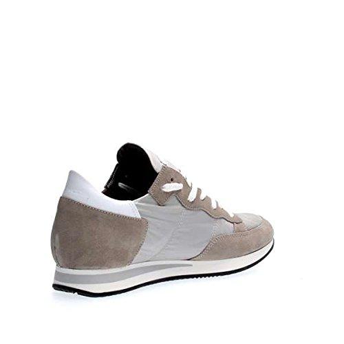 New Col Trlu Modello Uomo Tropez Grigio Model 2018 Paris Collection Sneakers 1103 Philippe wxFZqvaIOZ