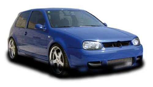 Duraflex ED-PEZ-326 R32 Body Kit - 4 Piece Body Kit - Compatible For Volkswagen Golf 1999-2005 ()
