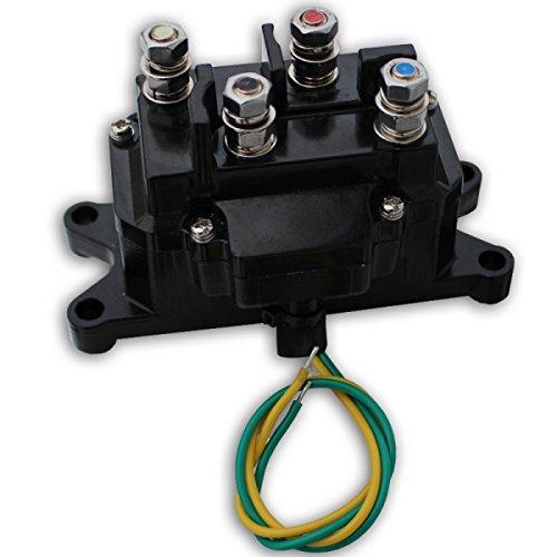 Windlass Reverse Solenoid 90503, for 2 Post Motors up to 200 amp, 12 Volt, Sealed