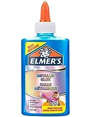 Elmer's gekleurde PVA-lijm, uitwasbaar, ideaal voor het maken van slijm