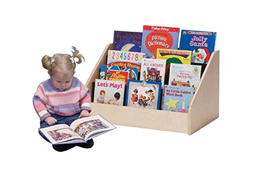 Steffy Wood Products Toddler Low Book Display by Steffy Wood Products, Inc.