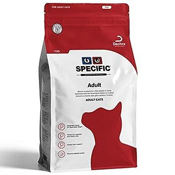 Specific Alimento para Gatos Adultos, 2 kg: Amazon.es: Productos para mascotas