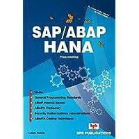 SAP/ ABAP/ HANA Programming
