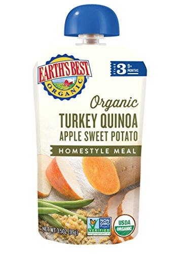 Earths Best Organic Turkey Quinoa