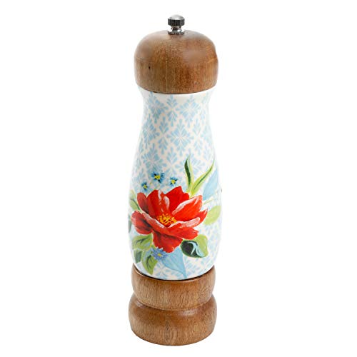 - The Pioneer Woman Spring Bouquet Pepper Grinder