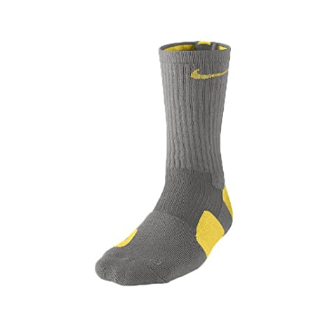 premium selection ca7f1 935ec Image Unavailable. Image not available for. Color  Nike Mens Elite  Basketball Crew (L) ...