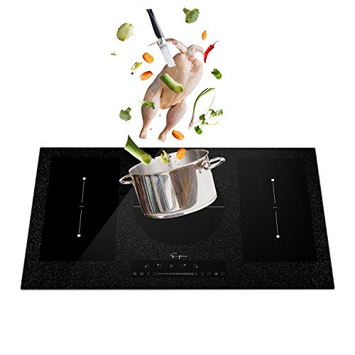 36 smooth cooktop - 3