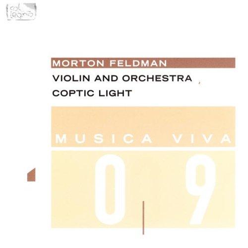 Morton Feldman: Violin and Orchestra / Coptic Light