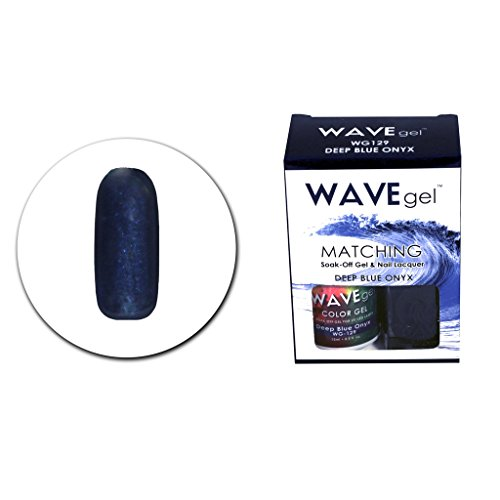 Wavegel - Matching - Deep Blue Onyx - WG129 - ()