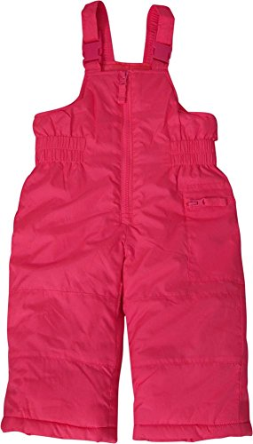 Carter's - Infant Girls Bib Snowpant, Bright Pink 40009-24Months - Infant Snow Pants