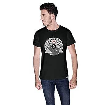 Creo London T-Shirt For Men - Xl, Black