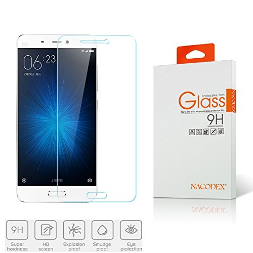 Tempered Glass Screen Protector for Xiaomi Mi Note (Clear) - 5