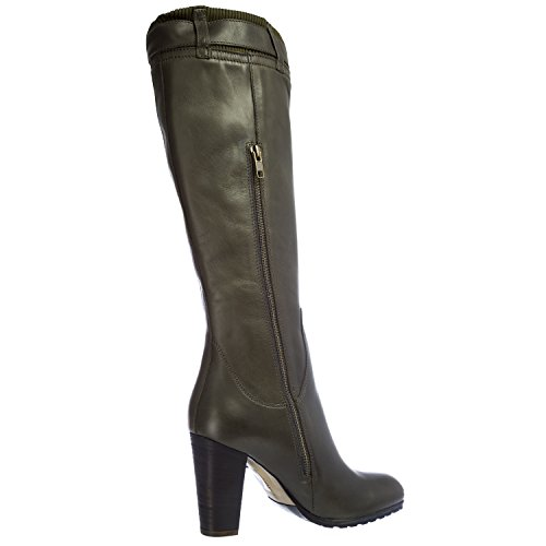 Star Threnody Boots Raw Leather BRANDT G Grey Women's 066 GS32890 Z6Rdwxwnq