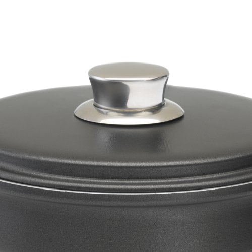Farberware 4-Cup Covered Egg Skillet, Gray