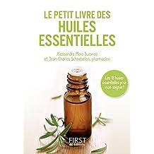 Petit Livre de - Huiles essentielles (LE PETIT LIVRE) (French Edition)