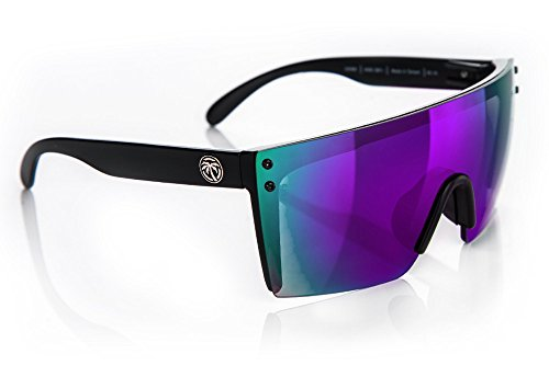 Heat Wave Visual Lazer Face Sunglasses
