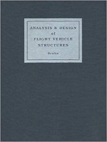 Analysis And Design Of Flight Vehicle Structures Bruhn E F 9780961523404 Amazon Com Books