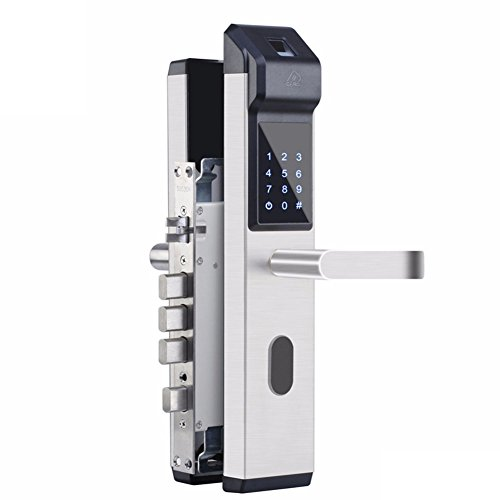 Smart Biometric Fingerprint Door lock Home Security Digital