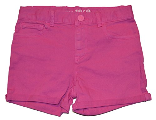 GAP Kids Girls Pink Classic Denim Shorts 6