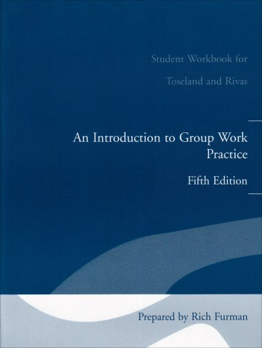 An Student Workbook for Introduction to Group Work Practice (with MyHelpingLab)