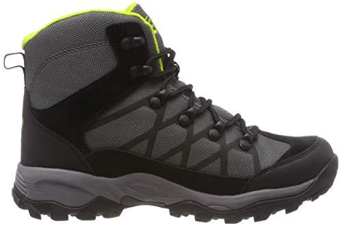 Zapatos Senderismo Mount Gris Hubbard Schwarz Lemon Grau de Bruetting Rise High Unisex Schwarz Lemon Grau Adulto dwaxCqdY