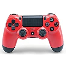 Magma Red Ps4 Rapid Fire Custom Modded Controller 35 Mods COD BO3, Advanced Warfare, Destiny, Ghosts Quick Scope Auto Run Sniper Breath and More by ModdedZone