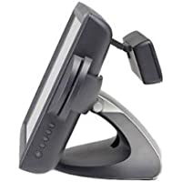 Elo Touch E252977 Short Stand for 1529L LCD Multifunction Touchmonitor, RoHS, Gray