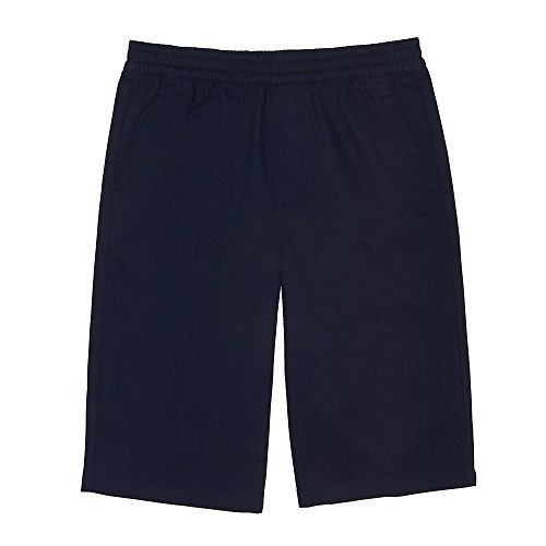 French Toast Little Boys' Pull-On Short, Navy, 7