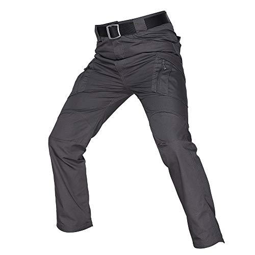 À Pantalons Décontractée Combat Gris L'extérieur Mode Des Homme Itisme Tactique De Travail Militaire Cargo Automne Hommes wz1qXnS5Y