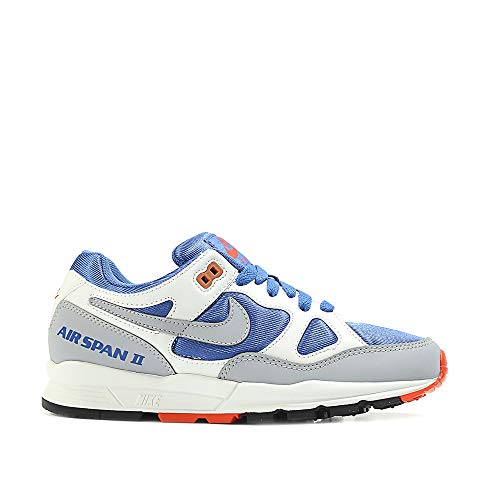 Nike Para De Blue W Zapatillas 400 White mountain Mujer Span wolf summit Running Multicolor Air Grey Ii rrpq0g