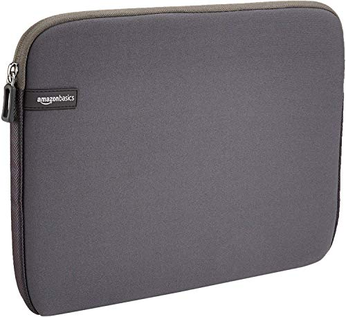 AmazonBasics 13.3-Inch Laptop Sleeve - Grey