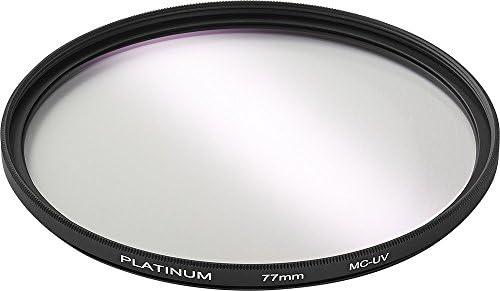 Platinum Series 58mm UV Lens Filter Clear Model PT-MCUVF58