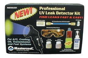 (MASTERCOOL 53351-B Black Professional UV Leak Detector Kit)