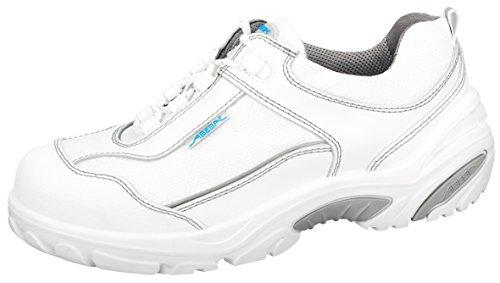 Abeba 4556 - 36 Sandalo Di Sicurezza Per Scarpe Cingolate Nero, Nero, 4556-38